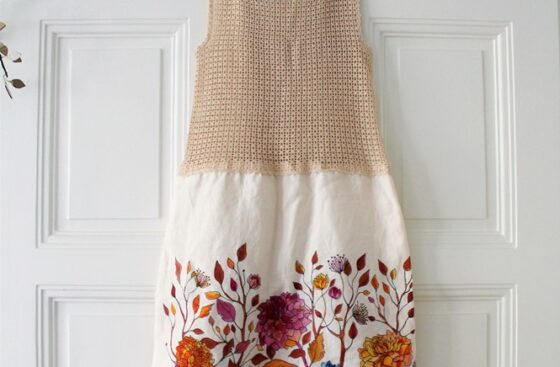 vestito-personalizzato-dipinto_a_mano-decorazione-floreale-dipintoamano-uncinetto-pezzo_unico-abito_originale-sicilia