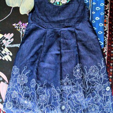 vestito-personalizzato-dipinto_a_mano-decorazione-floreale-dipintoamano-uncinetto-pezzo_unico-abito_originale-fiori-sicilia