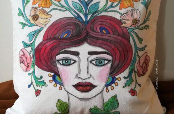 teste_di_moro_moderne-cuscino_dipinto_a mano_fiori-_sicilia-vienna-jugendstil-barocco-siciliani-cuscini_dipinti_a_mano-homedecor