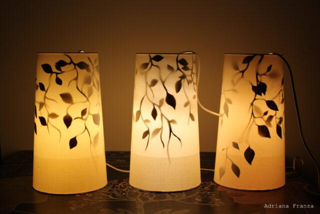 lampadari-originali-paralumi-decorati_gioco d'ombre-decorazione_fatta_a_mano-lampadari_eleganti-decorazione_a_ramage-rami_foglie_personalizzazione_di_lampade-home_decor