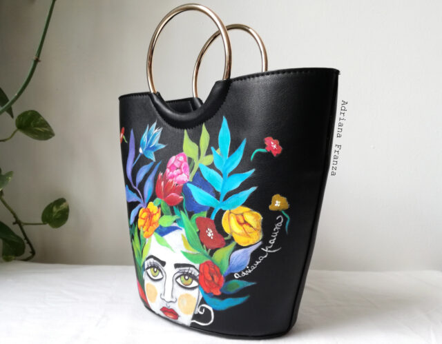 hand-painted-bag-multicolored_decoration-one_of_a-kind-unique-bucket-flowers_hand-made_pattern_unique_gift-sicilian_fashion-painted_accessoires
