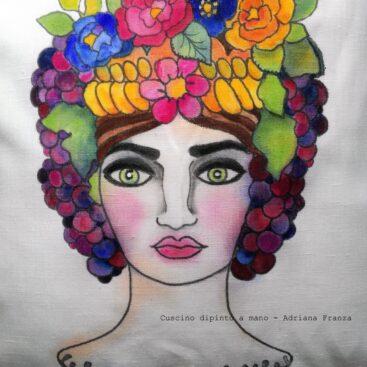 original_cushions_moor's_head_sicilian_moorish_heads_turkish_heads-ancient_legends_lovers_of_palermo-artistic_souvenirs_sicilian-cushions_hand_painted-homedecor_design_multicolored-unique-gift-pillow_case