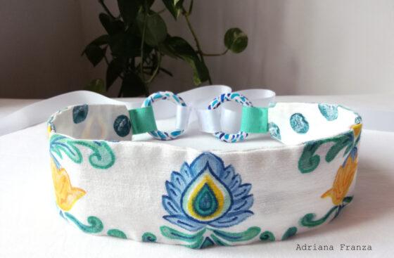 Blue-ceramic-elegant-hand_painted-obi_belt-doubleface-fashion-belt-noto-sicily-blue_ceramics-caltagirone-majolica
