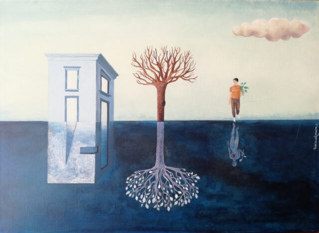 metaphysical_painting-surrealist-art-double-reality-jung-psychology-unconscious-tooth-outside-soul-exteriority-interior_drive